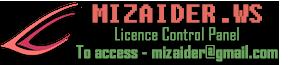 MIZIADER Warez Scripts